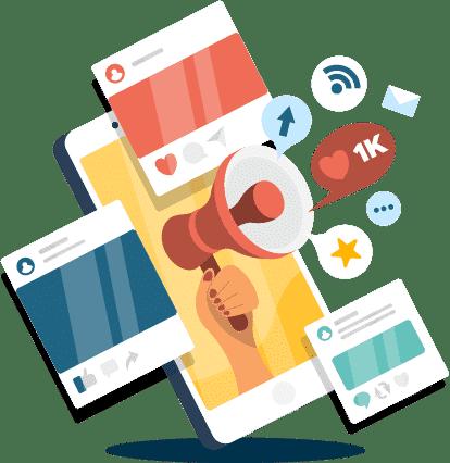 Marketing & Réseaux Sociaux - image GeekWorkers - 1