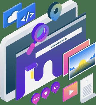 Exemples de Webdesign